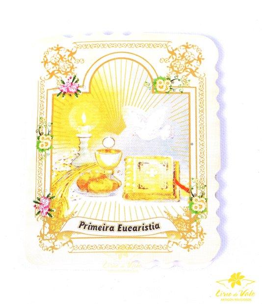 Kit lembrança 1ª Eucaristia