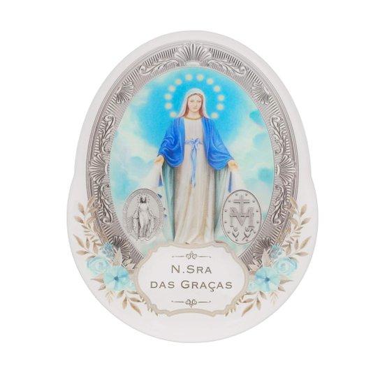 Adesivo resinado Nossa Senhora das Graças