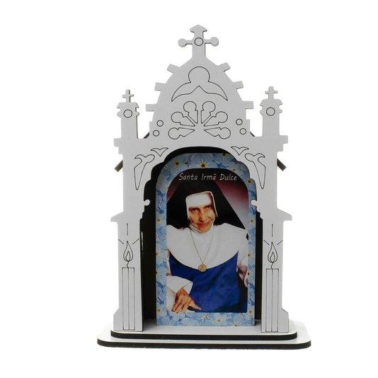Capela de Santa Dulce dos Pobres - 12cm