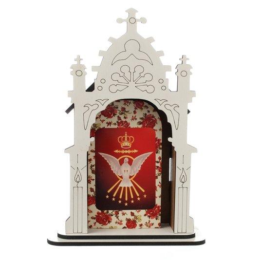 Capela Divino Espírito Santo - 12cm
