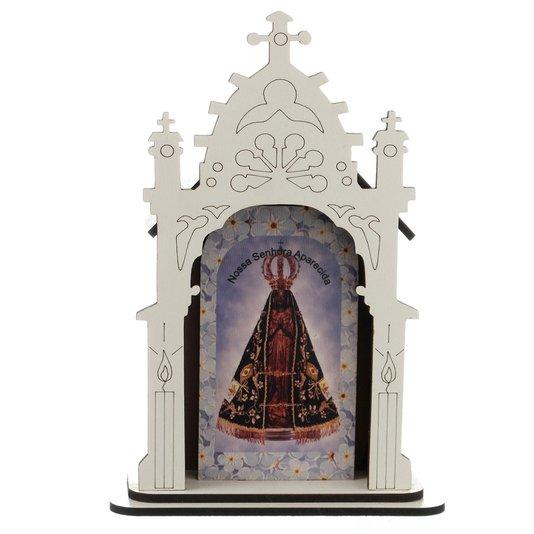 Capela Nossa Senhora Aparecida - 12cm