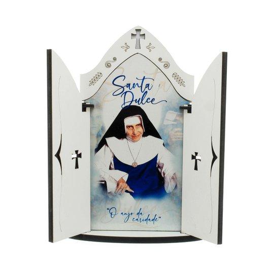 Capela Santa Dulce dos pobres M - Linha Santos