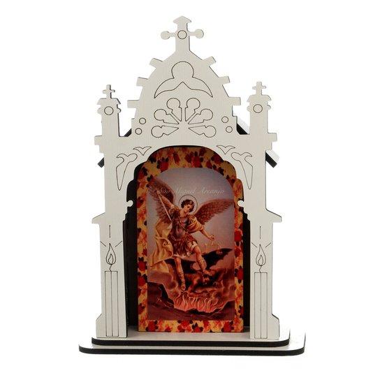 Capela São Miguel 12 cm