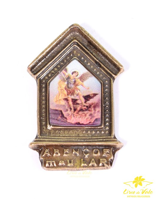 Imã São Miguel - Ouro velho