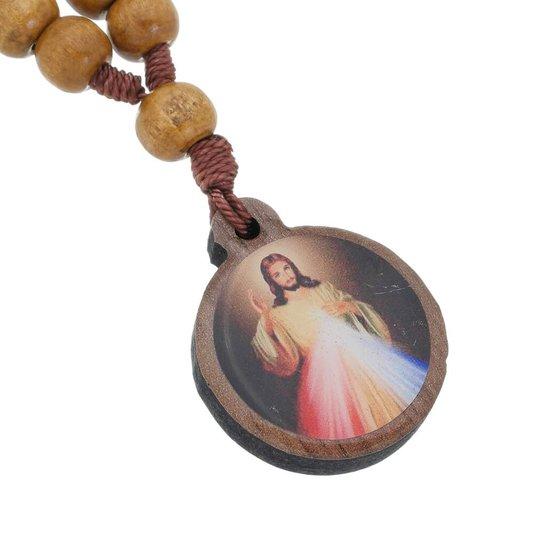 Chaveiro dezena Jesus Misericordioso