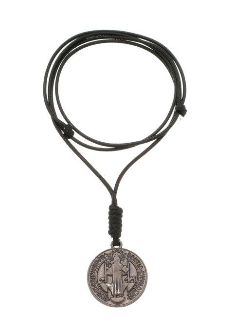 Cordão medalha de São Bento