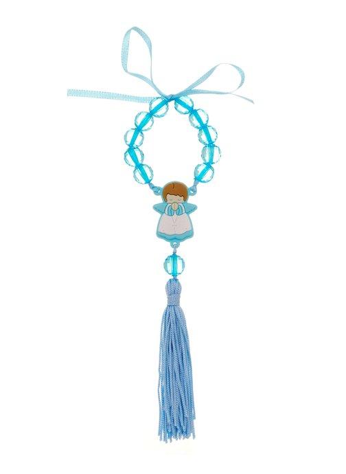 Dezena Anjo da Guarda - azul