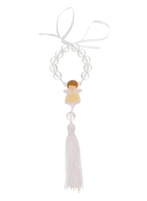 Dezena Anjo da Guarda - branco