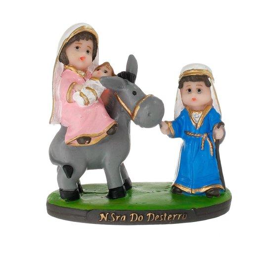 Imagem de Nossa Senhora do Desterro infantil - 10cm