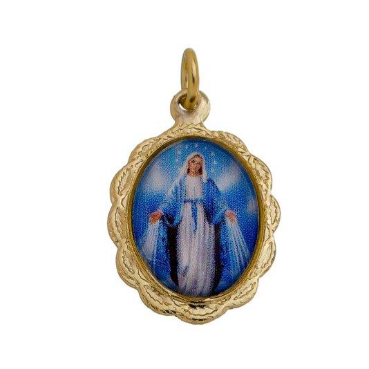 Medalha de Nossa Senhora das Graças - 50un