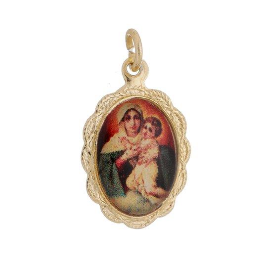 Medalha Mãe Rainha - 50un
