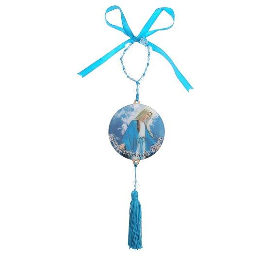 Medalhão Nossa Senhora das Graças