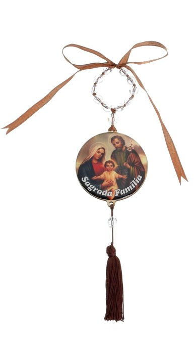 Medalhão Sagrada Famíllia