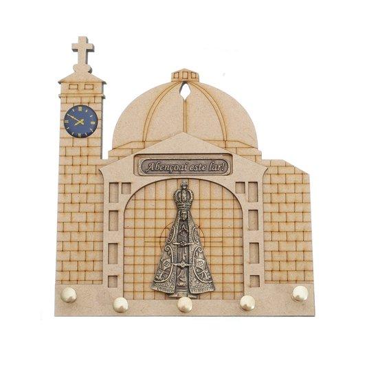 Porta chave Nossa Senhora Aparecida - Grande