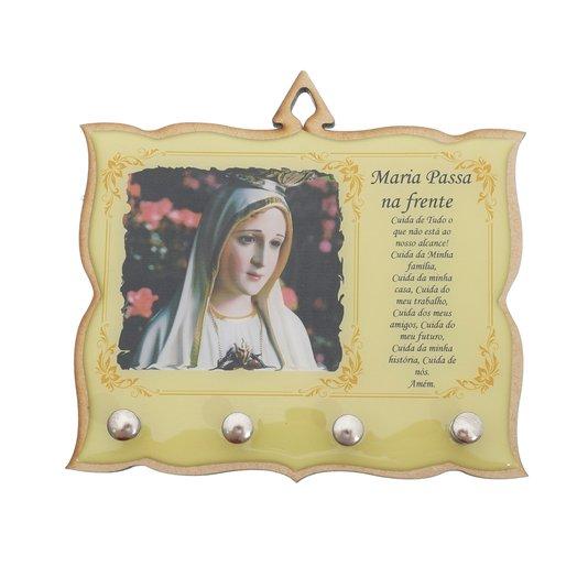 Porta chave Nossa Senhora de Fátima