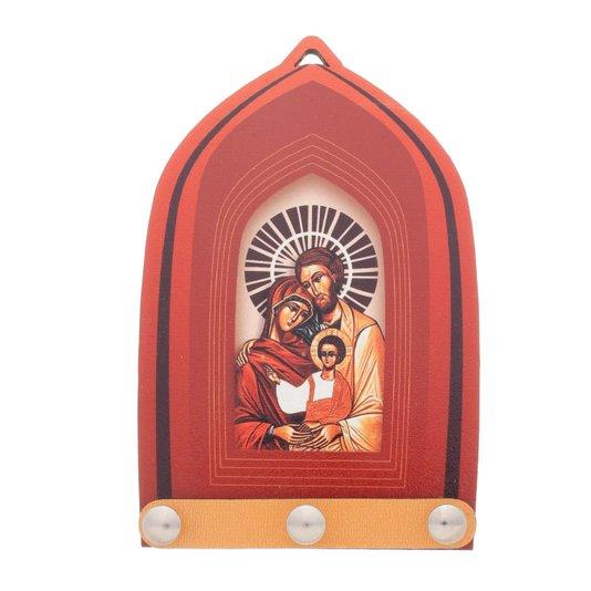 Porta chave Sagrada Fámilia - Linha Santos