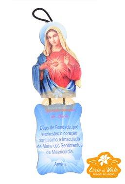 PÊNDULO MOBILE SAGRADO CORAÇÃO DE MARIA