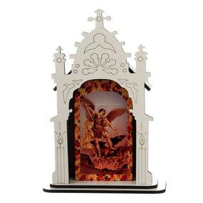 Capela São Miguel Arcanjo - 12cm