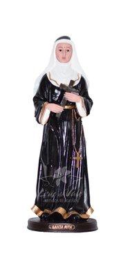 Imagem de Santa Rita de Cássia em resina - 42cm