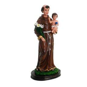 Imagem Santo Antônio em resina - 30cm