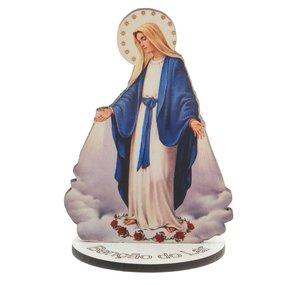 Pedestal de Nossa Senhora das Graças
