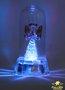 Anjo da Guarda com luz de led - Dourado