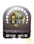 Porta bíblia São Bento - P