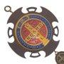 Adorno de Luxo Medalha de São Bento