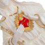 Busto Sagrado Coração de Maria - Pérola 30cm