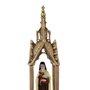 Capela de Santa Teresinha em resina - 27cm