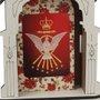 Capela Divino Espírito Santo - 17cm