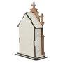 Capela Nossa Senhora das Graças - 12cm
