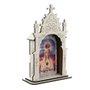 Capela Nossa Senhora de Fátima - 12cm