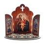 Capela Sagrada Família em MDF - 12cm