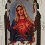 Capela Sagrado Coração de Maria 12 cm