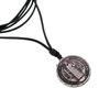 Cordão Medalha de São Bento - níquel pintado