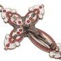 Crucifixo de mesa - Cobre 9cm