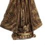 Imagem de Nossa Senhora Aparecida Bronze em resina - 23cm