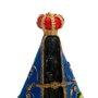 Imagem Nossa Senhora Aparecida em resina  26,5cm