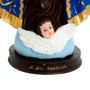 Imagem Nossa Senhora Aparecida em resina - 32cm