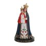 Imagem de Nossa Senhora do Bom Parto em resina - 14,5cm