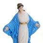 Imagem de Nossa Senhora do Sorriso em resina - 14,5cm