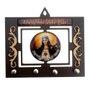 Porta chave Sagrado Coração de Maria vazado