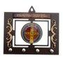 Porta Chave Medalha de São Bento Vazado