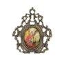 Porta retrato de São Miguel Arcanjo - trabalhado