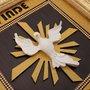 Quadro de parede do Divino Espírito Santo em MDF